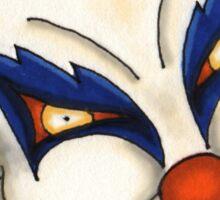 Lemmy the Clown Sticker