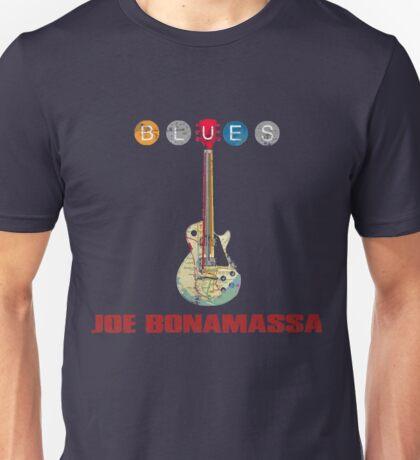 Joe Blues Bonamassa Unisex T-Shirt