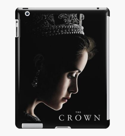 The Crown Tv Show iPad Case/Skin