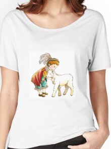 Prince Richard and his New Friend Women's Relaxed Fit T-Shirt