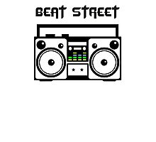 Beat Street t shirt Boombox t shirt Rap t shirt Music Dougie Fresh T shirt Swag T shirt Hypebeast t shirt Drugs t shirt Tupac t shirt Photographic Print