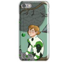 Green Paladin iPhone Case/Skin