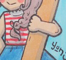 Pookan Sticker