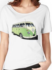 VW Bus Groucho Women's Relaxed Fit T-Shirt