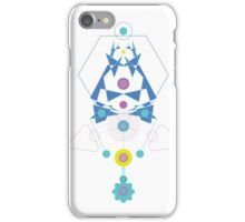 Space And Time Machine iPhone Case/Skin