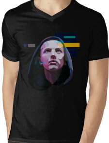 Millie Bobby Brown Mens V-Neck T-Shirt