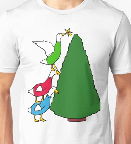 Tree Toppers Unisex T-Shirt