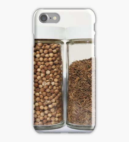Spice Row iPhone Case/Skin