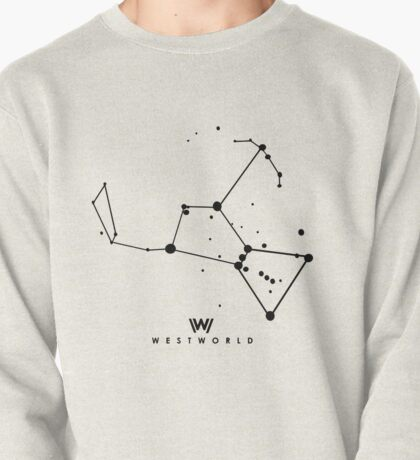 Orion Westworld #2 Pullover