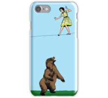You think your having a bad day iPhone Case/Skin
