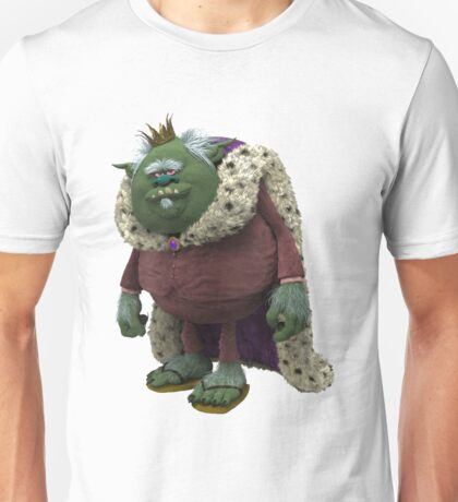 Trolls King Gristle Sr Unisex T-Shirt