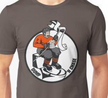 Fantasy Hockey League - Dump N Chase Unisex T-Shirt