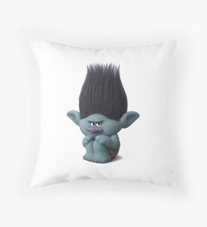 Trolls Branch  Throw Pillow