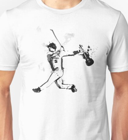 Baseball Violin Unisex T-Shirt