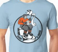Fantasy Hockey Beer League - Dump N Chase Unisex T-Shirt