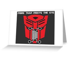 More Than Meets The Eye Greeting Card