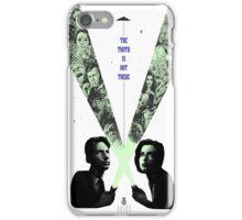 XFiles  iPhone Case/Skin