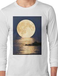 Supermoon 2016 Long Sleeve T-Shirt