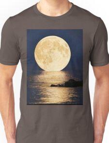 Supermoon 2016 Unisex T-Shirt