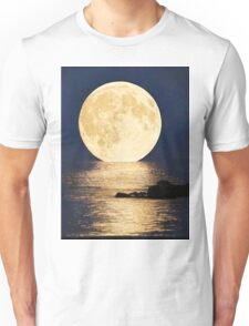 Supermoon 2016 Unisex T-Shirt