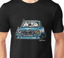 Crazy Car Art 0144 Unisex T-Shirt