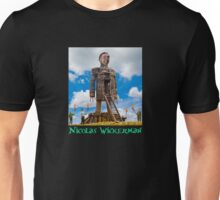Nicolas Wickerman - the best wicker man Unisex T-Shirt