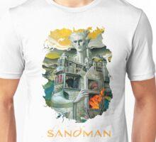 the Sandman house morpheus dream   Unisex T-Shirt