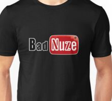 Bad-Nuze™ Corporate Logo v1.0 Unisex T-Shirt