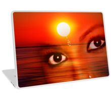 Sunset 12 Laptop Skin