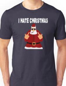 i hate christmas Unisex T-Shirt