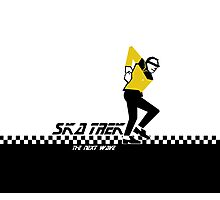 Ska Trek Mashup Photographic Print