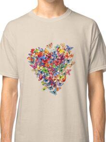 butterfly heart Classic T-Shirt