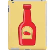 Ketchup Bottle iPad Case/Skin