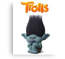 Branch Trolls Canvas Print