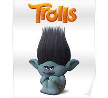 Branch Trolls Poster