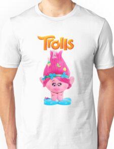 poppy trolls Unisex T-Shirt