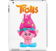 poppy trolls iPad Case/Skin