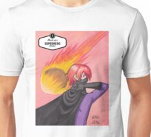 Masks of a Superhero Episode 1 Cover Unisex T-Shirt