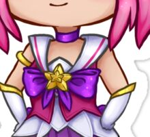 Star Guardian Lux 2 Sticker