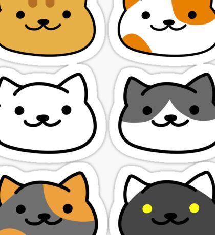 Neko Series 1 Sticker