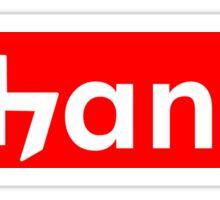 Supreme 47 - Balance Sticker