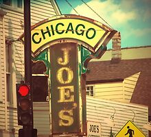 Chicago Joe's by courageousmind
