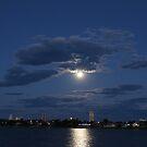 Super Moon by Robyn Williams