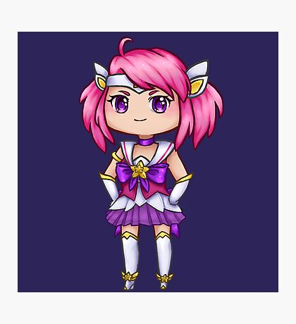 Star Guardian Lux 2 Photographic Print