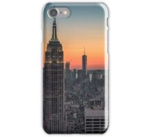 Empire State Building, New York. iPhone Case/Skin