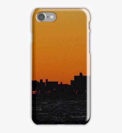 Coney Island Sunset iPhone Case/Skin