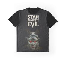 Stan Against Evil Series Graphic T-Shirt