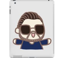 Sunglasses Chris iPad Case/Skin