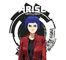 ARISE ghost in the shell Photographic Print