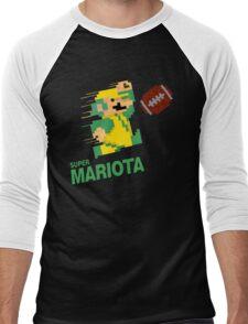 Super Mariota Men's Baseball ¾ T-Shirt